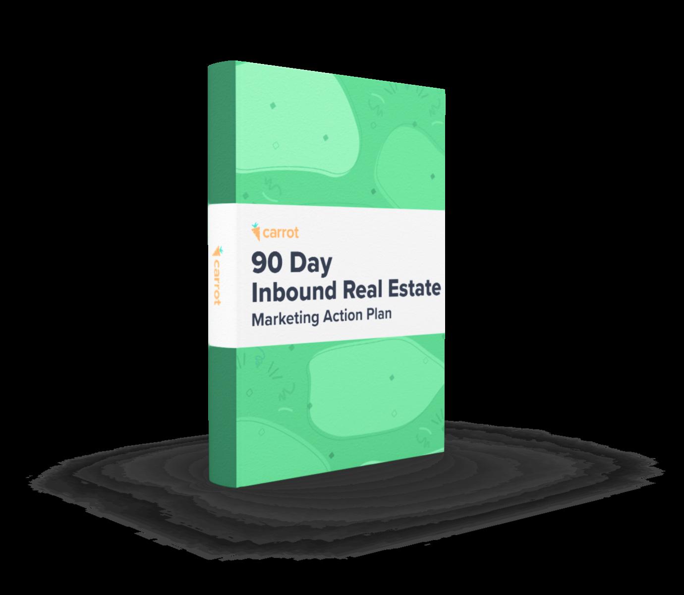 90 day inbound marketing plan cover