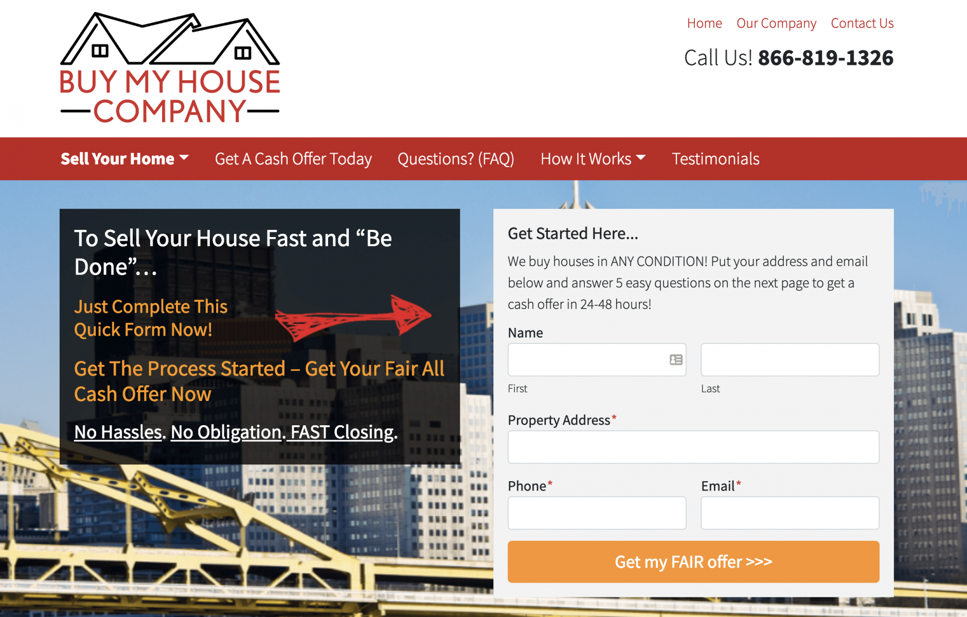 real estate investor carrot website