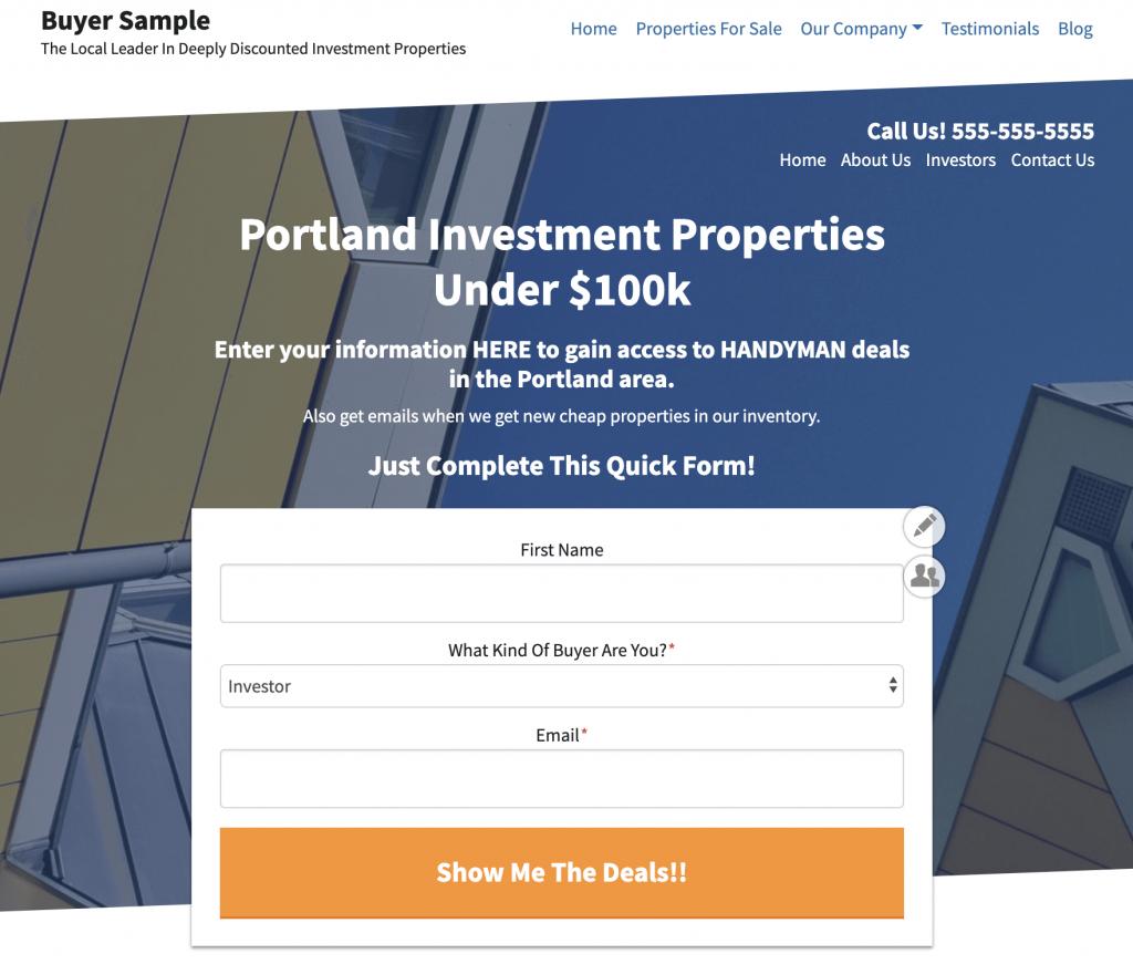 Carrot Cash Buyer Websites