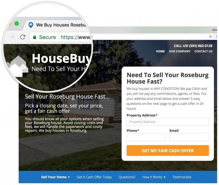 ssl for real estate websites