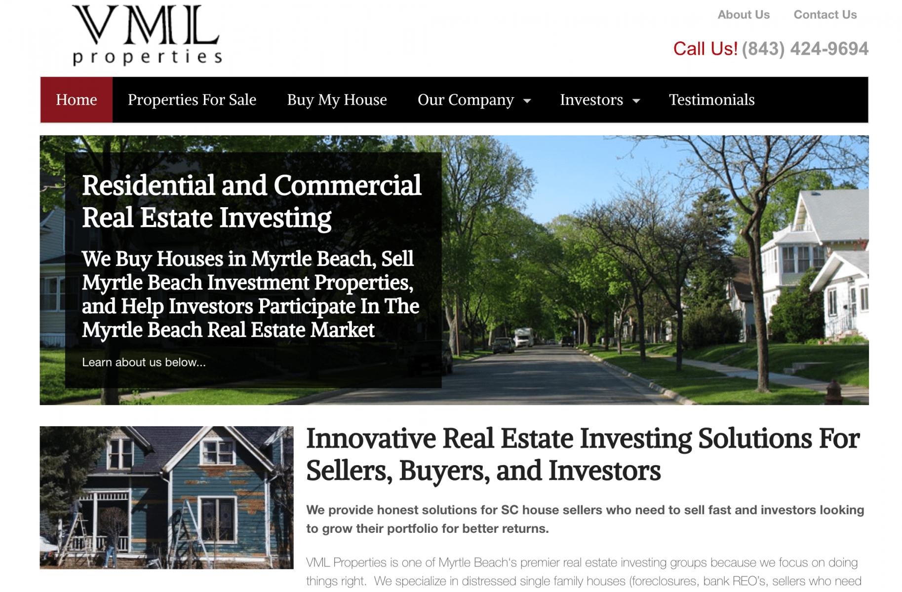 real estate credibility website