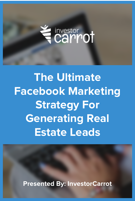Consistently Generate Motivated Seller Leads on Facebook with this Proven Strategy