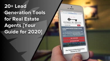 Lead Generation Tools for Real Estate Agents