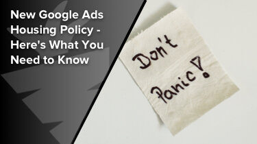 Google Ads Housing Policy