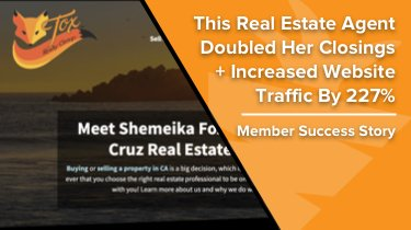 Featured - Fox Realty Success Story