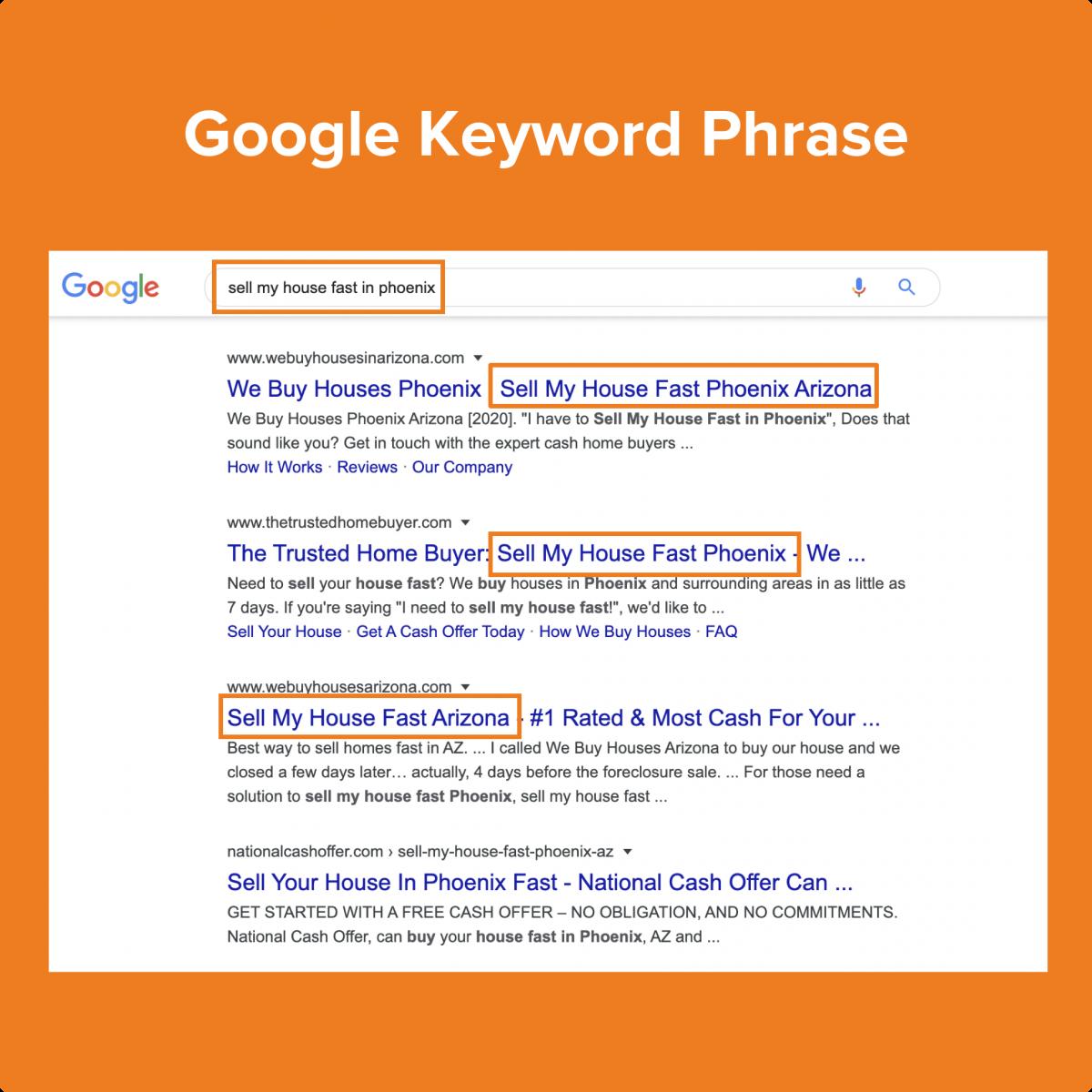 Google-Keyword-Phrase