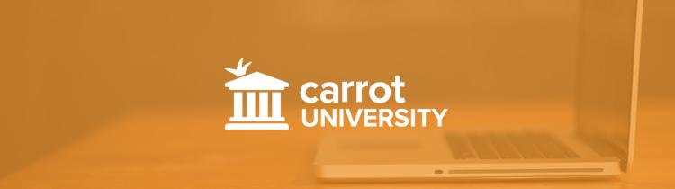 Carrot University