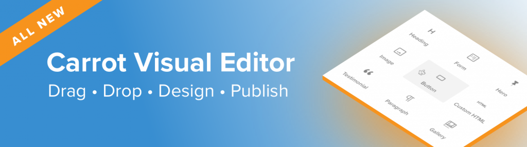 Carrot Visual Editor