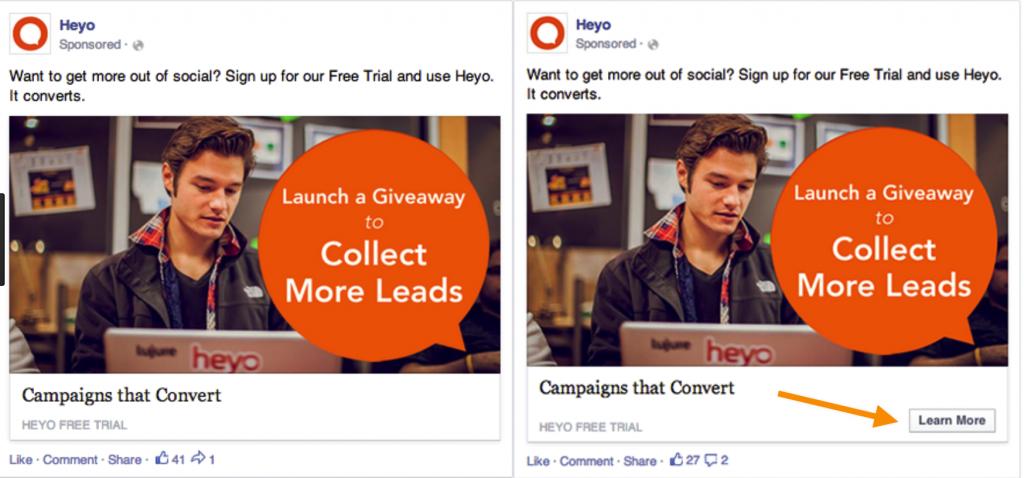 Split Test Facebook Ads