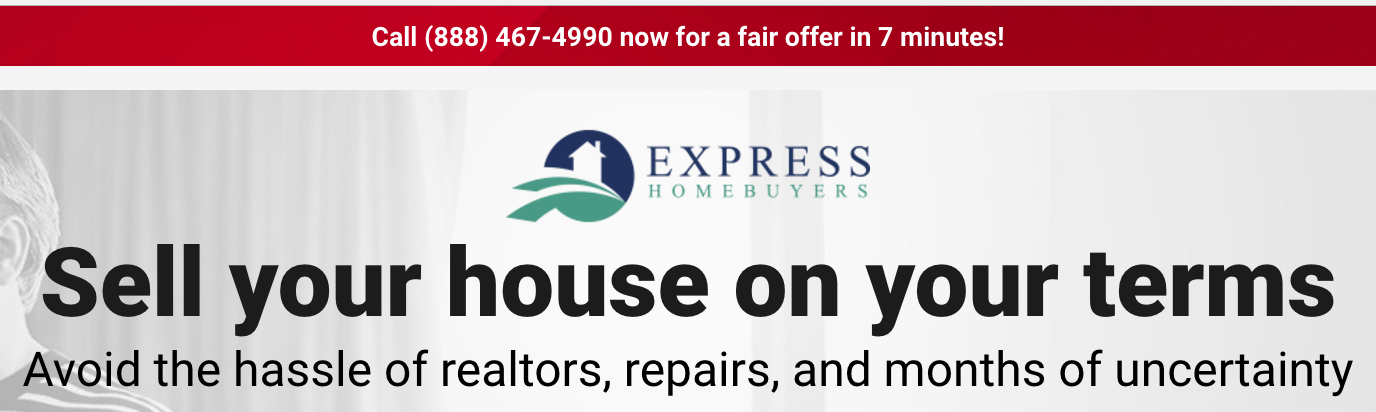 express homebuyers unique selling proposition