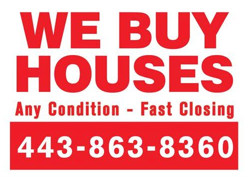 baltimore wholesale property we buy houses direct mail strategy