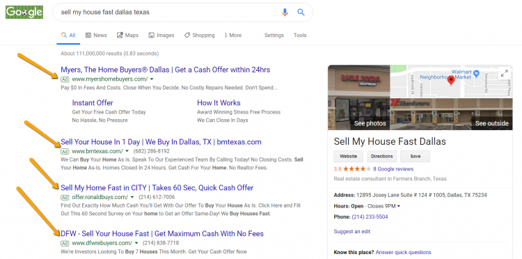 ppc ads for real estate