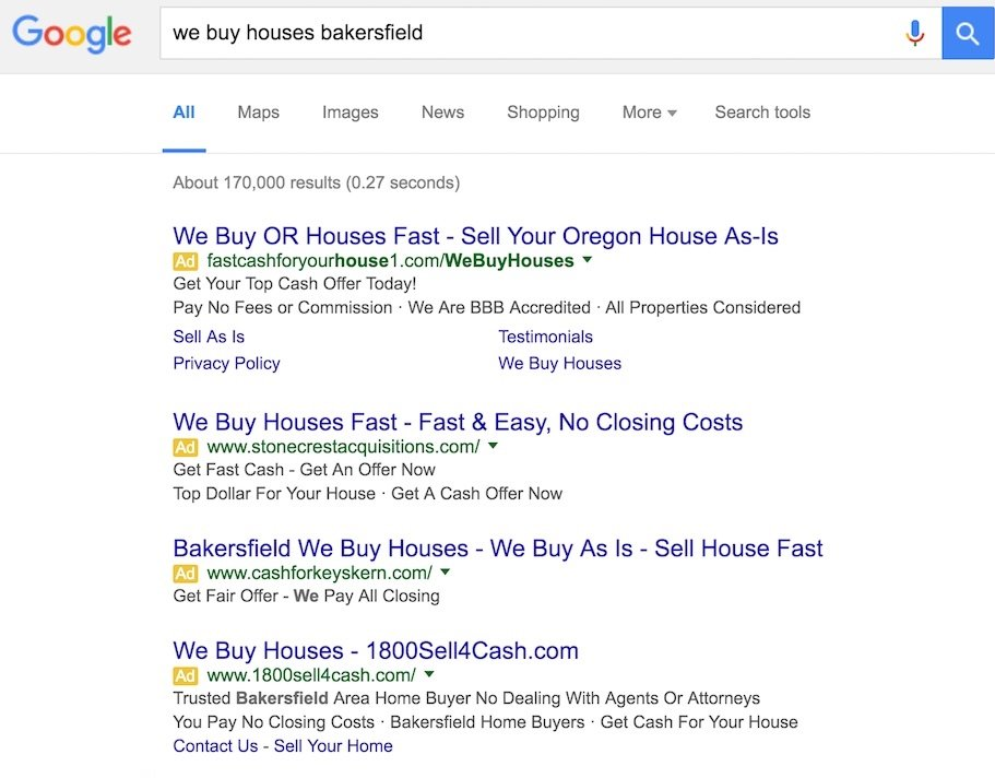 adwords-search-results
