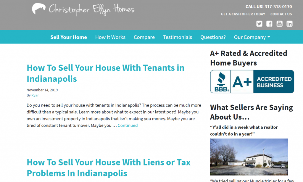 Value of real estate investor blog posts