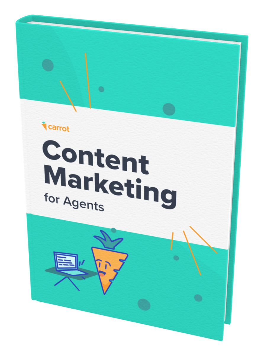 Content Marketing for Agents Cover