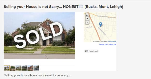 craiglist sold