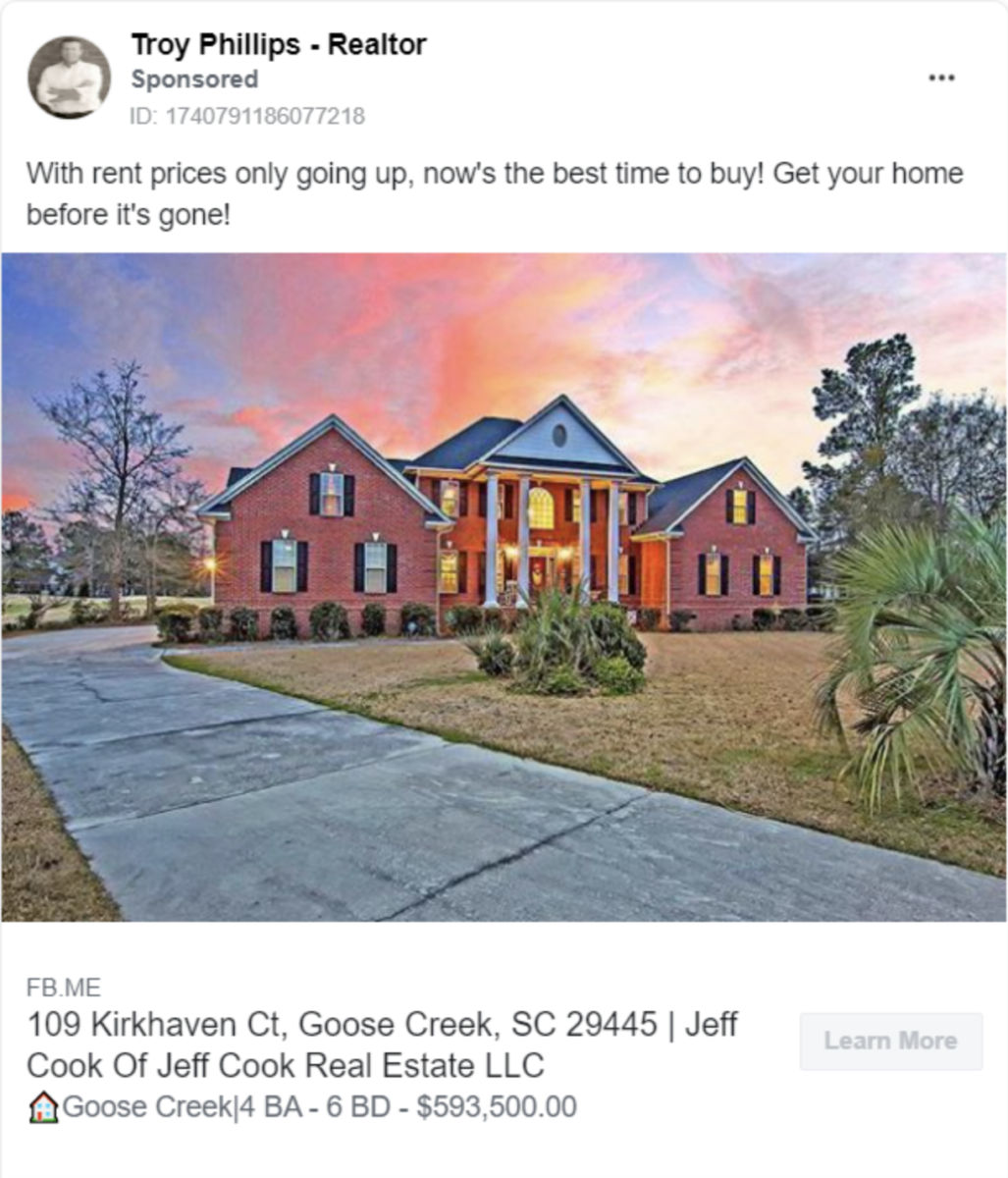 FB Ads for Real Estate lead generation