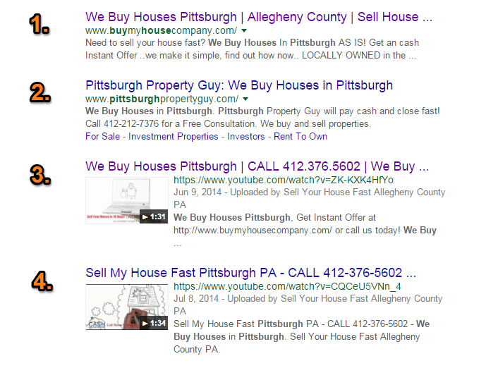 first-page-search-engine-results-for-we-buy-houses-pittsburgh
