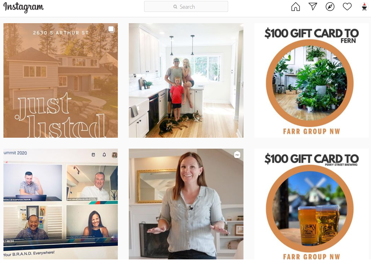 Do Real Estate Agents Need an Instagram Account?