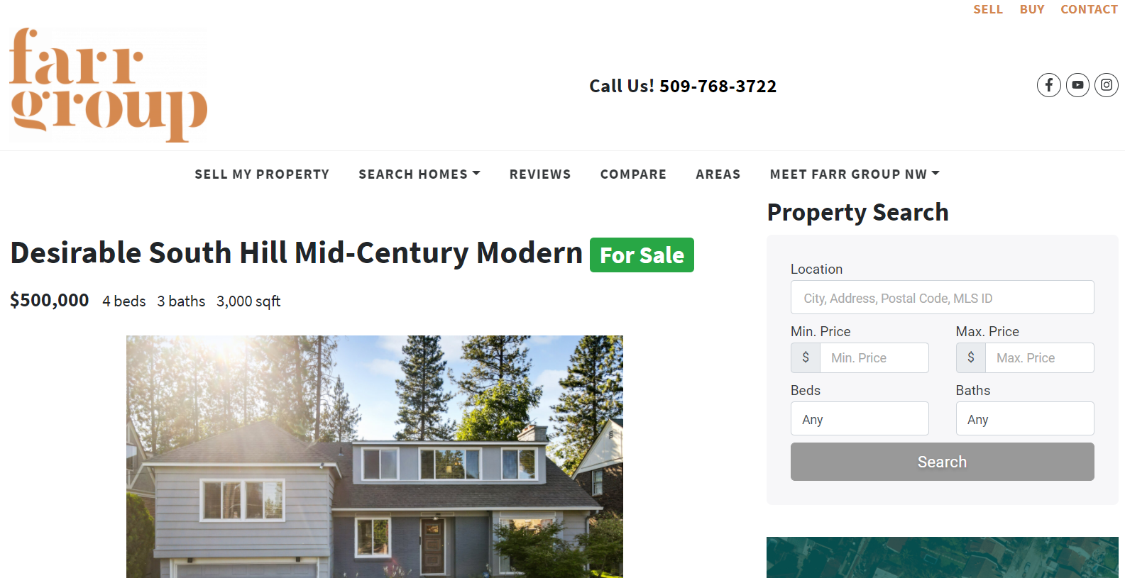 instagram real estate listings