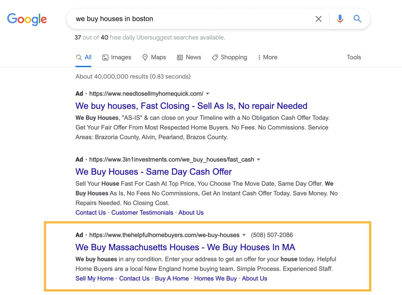 localize your google ads