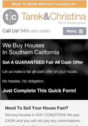 mobile-website-real-estate-optimized