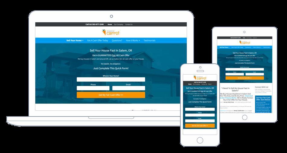 investorcarrot websites