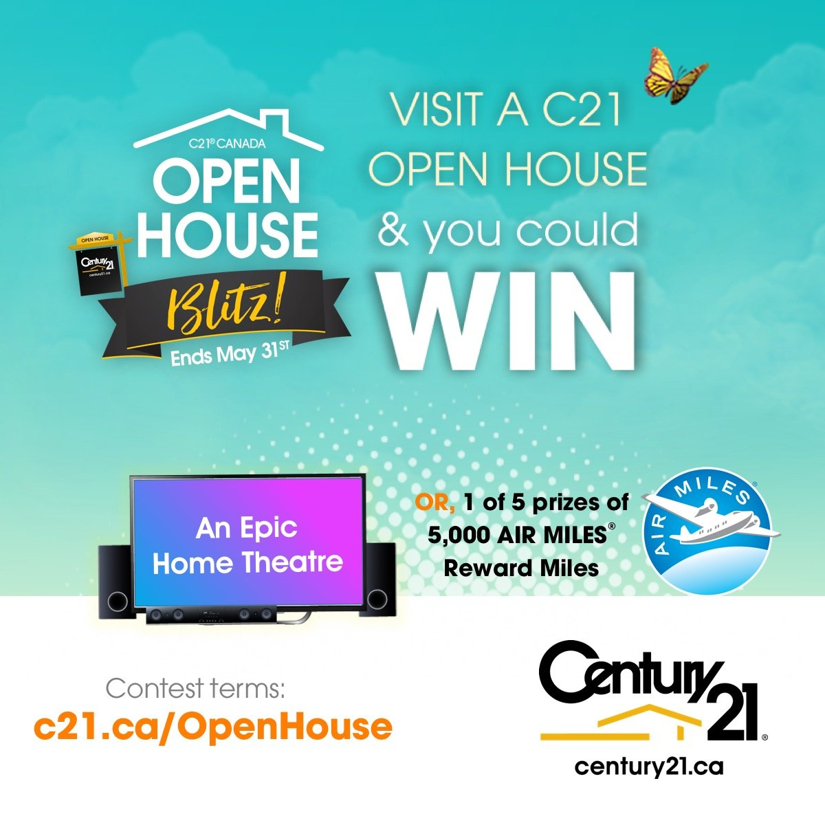 Hold an Open House Contest