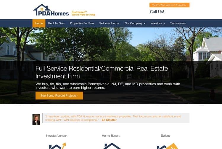 InvestorCarrot Corporate Branded Site