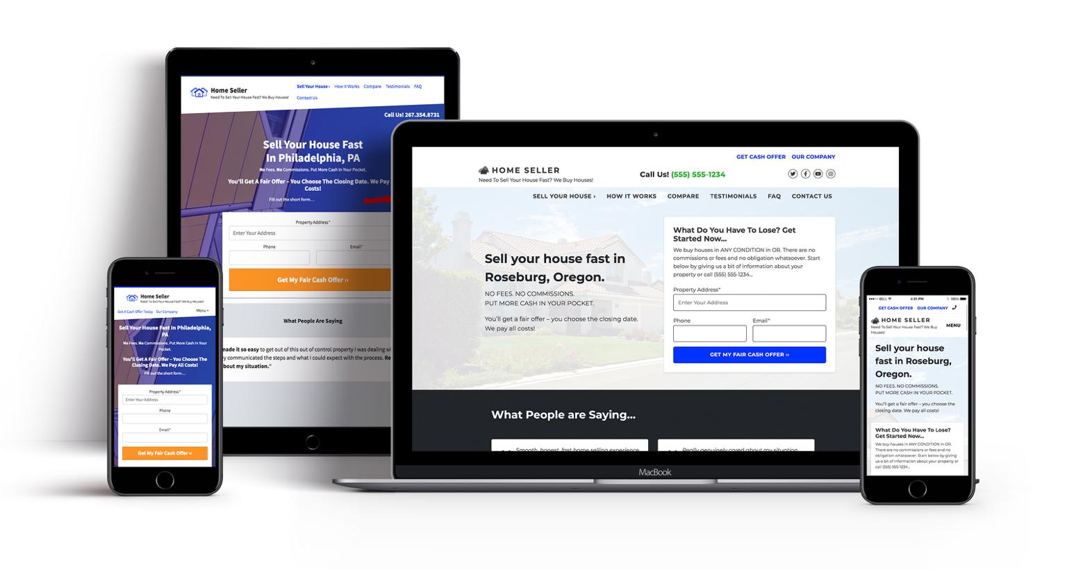 Premium Site Designs