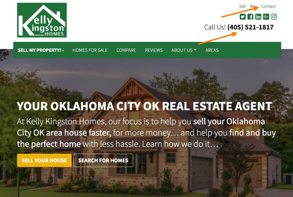 real-estate-agent-website-contact-us-ctas