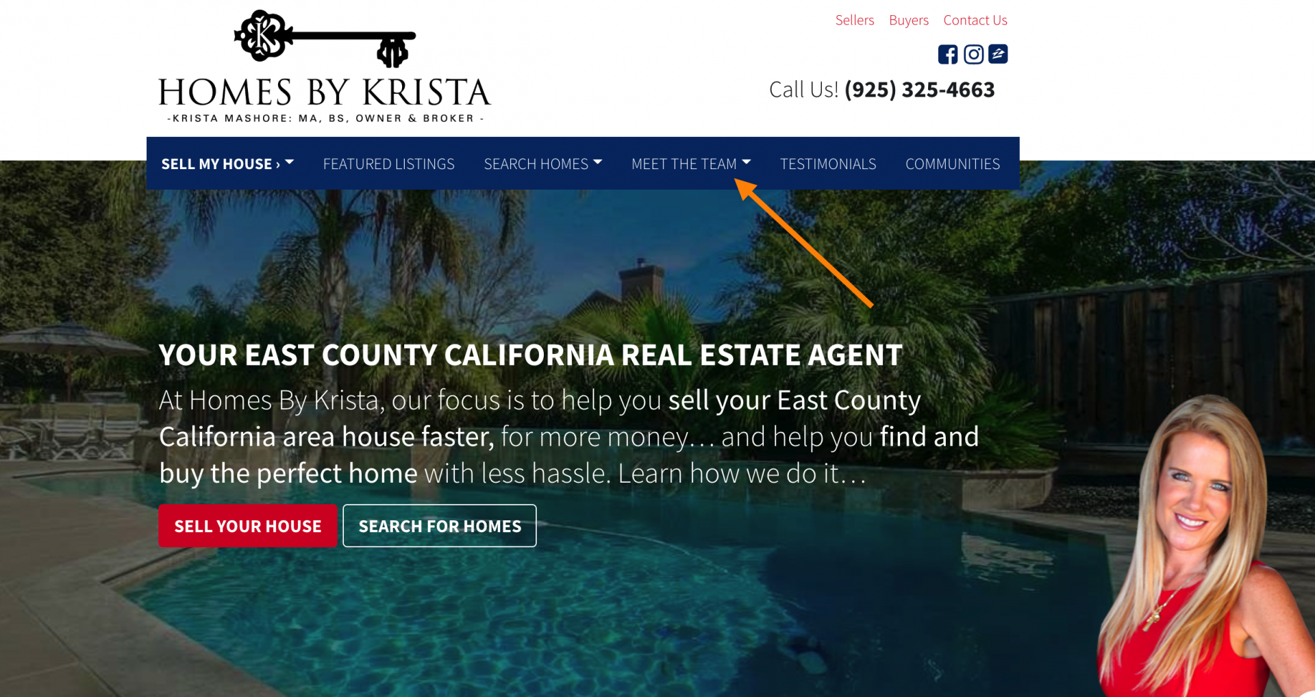 best real estate agent websites with our company