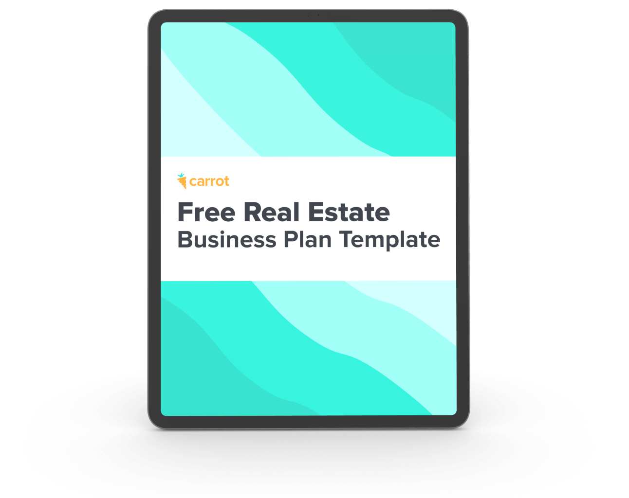 real estate business plan template ipad
