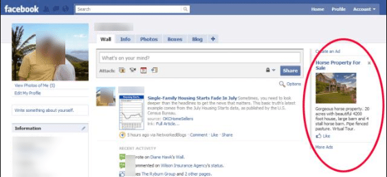 real-estate-facebook-domain-ad