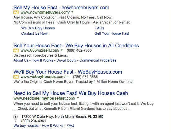writing good google adwords ppc ad copy