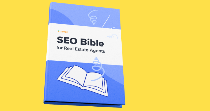 SEO Bible for Real Estate Agents featured image