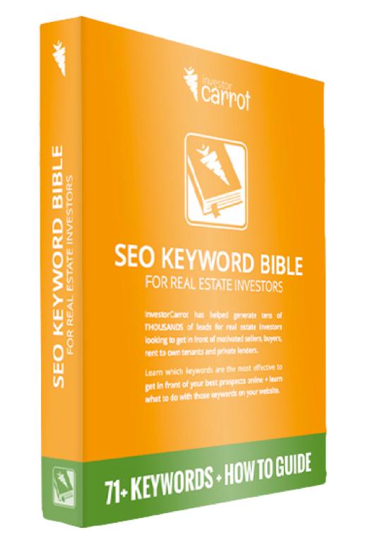 SEO Bible For SEO Keywords