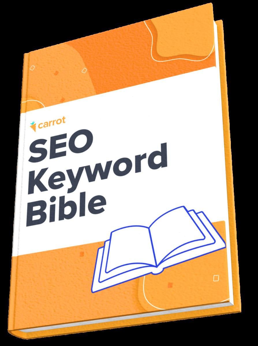 SEO keyword Bible Cover