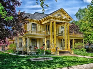 Inheriting a house with a mortgage in Oklahoma