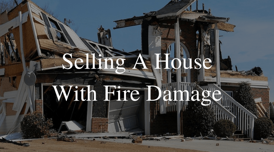 sell house fire property Oklahoma