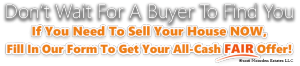 We Buy Houses in Waterbury CT