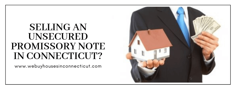 Selling An Unsecured Promissory Note In Connecticut