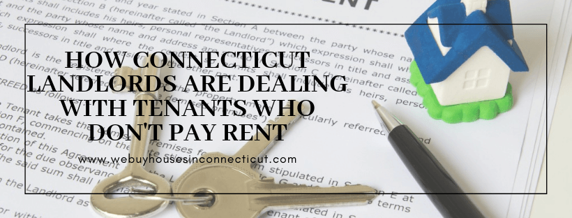 Sell my house in CT with difficult tenants