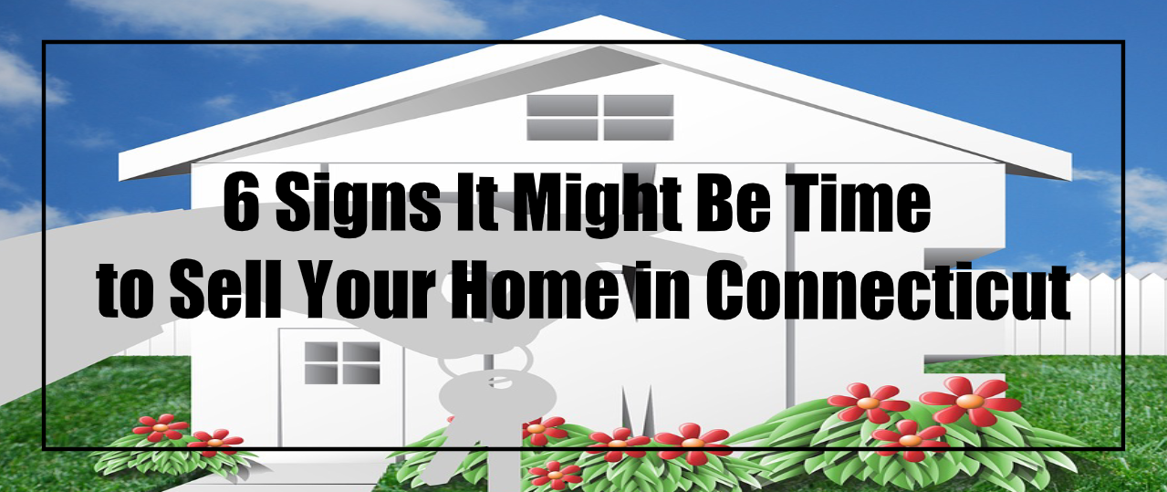 Sell your house at the best time in Connecticut