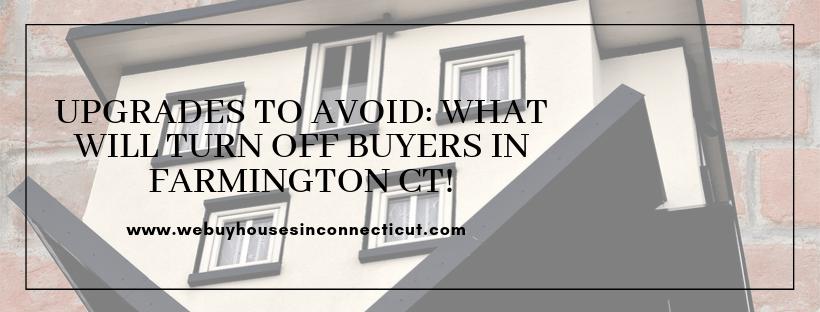 Home cash buyers in Farmington CT