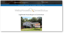 "More About ""We Buy Houses In Connecticut"""