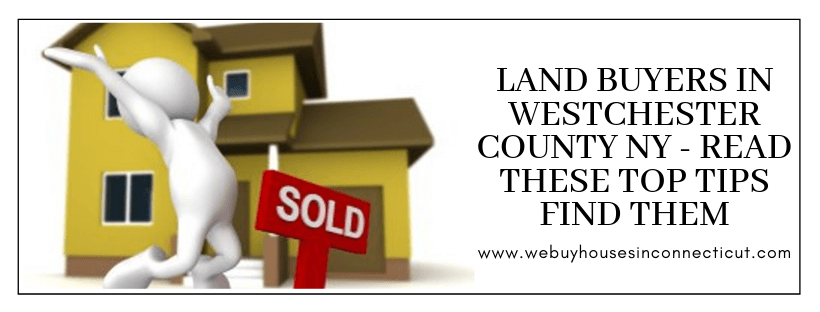 Sell your house fast in Westchester County NY