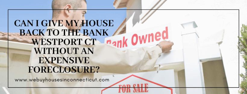 Cash for houses in Westport CT