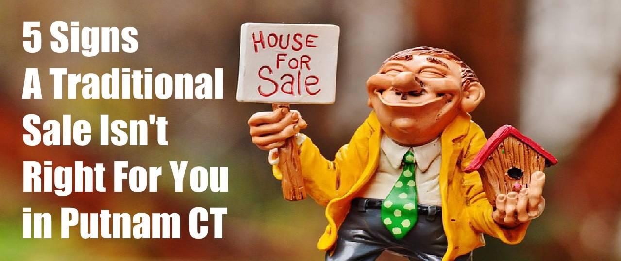 Putnam CT house buyer