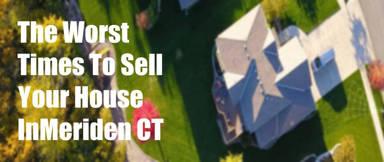 We buy properties in Meriden CT
